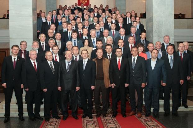 Прием в Государственной Думе Российской Федерации в рамках межпарламентских спортивных игр, 2013г.